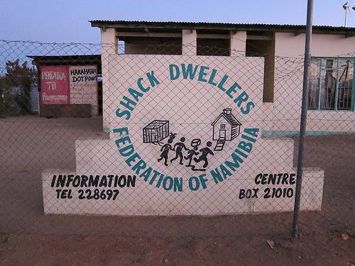 Shack Dwellers Federation of Namibia