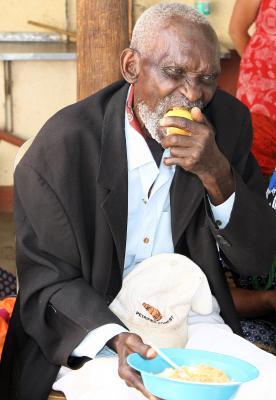 Windhoek Life Change Centre - Weekly Program for the Elderly